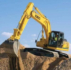 excavadora hidraulica