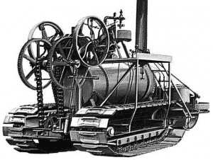 holt-caterpillar-tractor