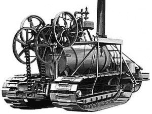 holt-caterpillar-tractor