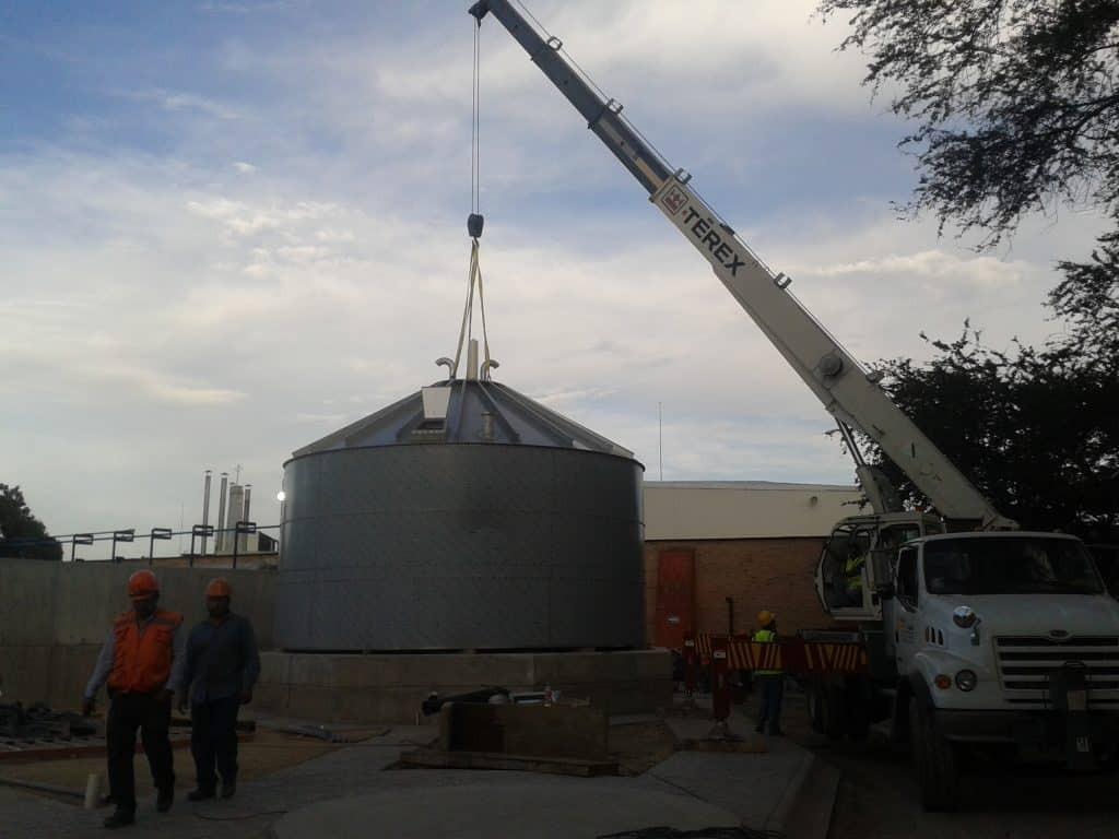 Terex 35 toneladas en renta