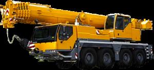 LIEBHERR LTM 1080 100 TONELADAS